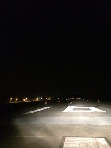 runway open
