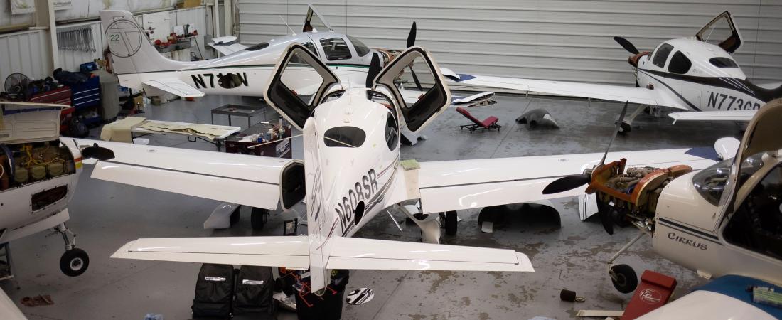 Aircraft Maintenance | Classic Aviation, Inc.