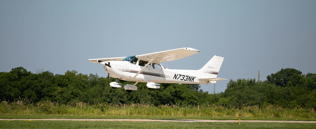 Learn to Fly | Classic Aviation, Inc.